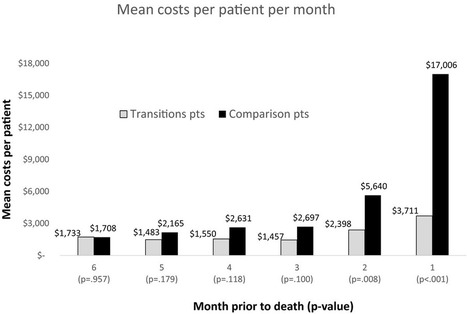 Effect of a Home‐Based Palliative Care Program on Healthcare Use and Costs JAGS 2016, 64(11):2288–2295 | Comprehensive Geriatric Assessment | Scoop.it