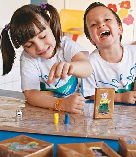 Jogar todo dia na pré-escola | Jornal da Arca | Scoop.it