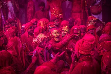 Holi festival week – in pictures   What's new in Visual Communication?   Scoop.it
