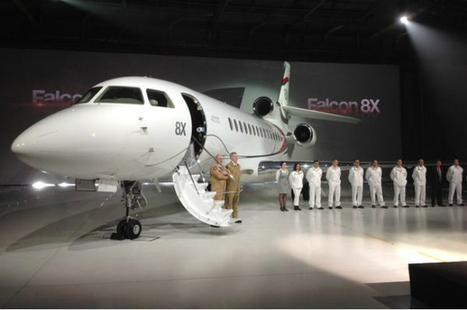 Dassault investit dans un pôle maintenance pour les Falcon en Gironde   Durabilite-infos   Scoop.it