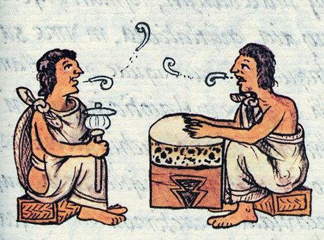Música azteca. | La gran Tenochtitlán y sus fundadores los aztecas | Scoop.it