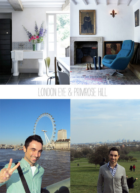 Happy Interior Blog: From Place To Space: London | designit | Scoop.it
