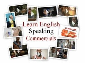 Commercials | English Corner | Scoop.it