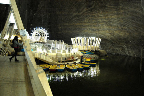 Salina Turda, A Romanian Salt Mine That Has Been Converted Into a Tourist Attraction   Events planing   Scoop.it
