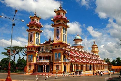 Guide de Voyage Tay Ninh: Attractions, que faire, bons plans - Voyage Vietnam | Travelling Europe with the family | Scoop.it