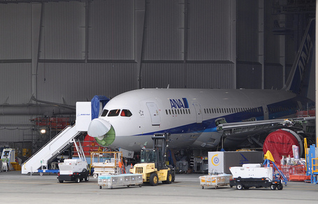 Boeing set to expand 787 mod operation | Boeing Commercial Airplanes | Scoop.it