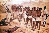 Histoire de l'esclavage - Les trois traites négrières : orientale, inter-africaine et occidentale (ou atlantique)   Histoire   Scoop.it