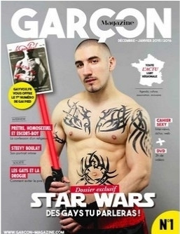 Lancement de Garçon Magazine | DocPresseESJ | Scoop.it