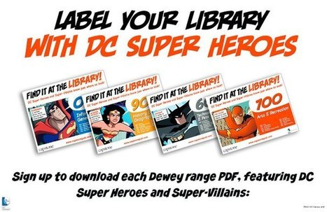 DC Dewey Sign Download Form - Tools | Capstone Library | Library world, new trends, technologies | Scoop.it