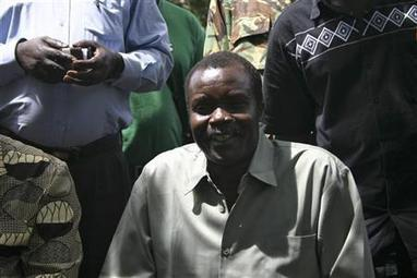 Kony's LRA rebels mostly out of Congo, general says - KGMI | Library | Scoop.it