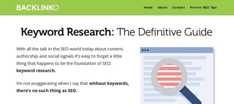 Best Ultimate Guides to Keyword Research in 2014 - LetEscape.Com | Google Adwords – Some Secrets and Tips for you | Scoop.it