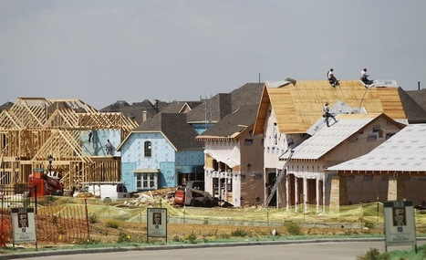 New census report: D-FW second in U.S. homebuilding last year | Texas Lots and Land | Scoop.it