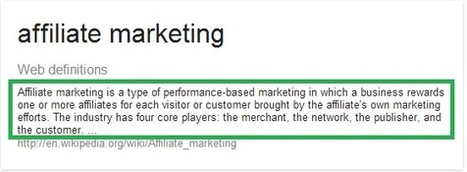 Affiliate Marketing: The Most Profitable Way to Make Money Online | Blogging | Scoop.it