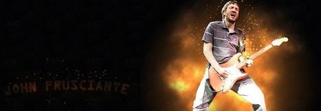 John Frusciante   John Frusciante   Scoop.it