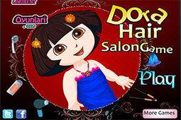 Dora Kuaför Salonu | oyunlar,oyun oyna,bedava oyunlar,labirent oyunları | Scoop.it