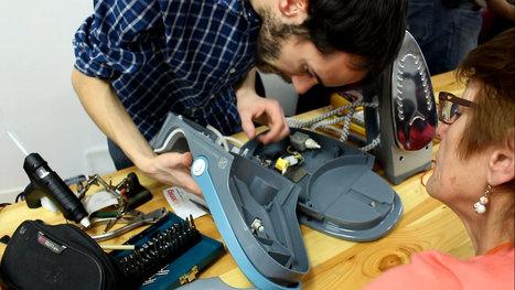 Apprendre à réparer pour moins consommer dans les «Repair Cafés» | Objection de croissance | Scoop.it