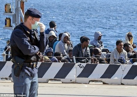 Nigerian Muslims threw Christian refugees off dinghy in Mediterranean | Terrorists | Scoop.it
