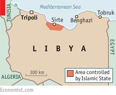 The third front - It is time to take action against Islamic State in Libya | Saif al Islam | Scoop.it