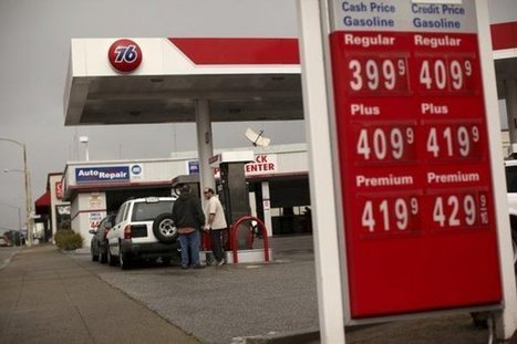 Food, gasoline push up producer prices | Ivey ECO202 | Scoop.it