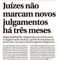 Juízes não marcam novos julgamentos há três meses   Direito Português   Scoop.it