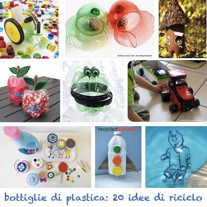 riciclare bottiglie di plastica idee : Lavoretti per bambini: riciclare bottiglie di plastica Consumo ...