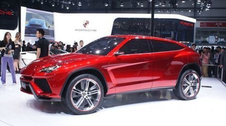 Lamborghini is officially developing an SUV | Real Estate Plus+ Daily News | Scoop.it
