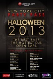 NYC Halloween All Access Pass (New York)   Queens Our City Radio Dance Music News   Scoop.it
