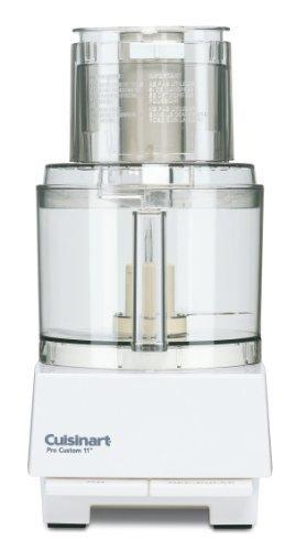 New Cuisinart DLC-8S Pro Custom 11-Cup Food Processor, White | Cheap Food processors | food Processors | Scoop.it