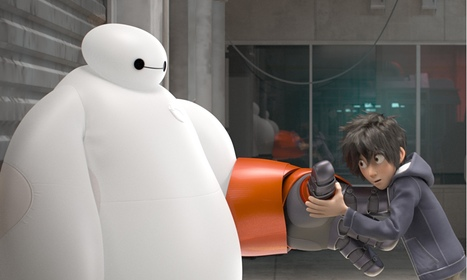Big Hero 6 marks Disney's first proper step into comic-book adaptation | Media, Culture & Representation | Scoop.it