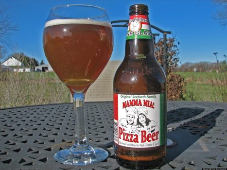 Pizza Beer Could Soon Be Coming To A Grocery Store Near You | Xposed | Scoop.it