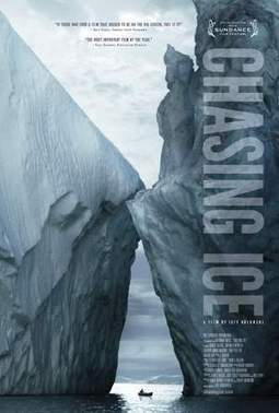 'Chasing Ice' film shows climate change in action - Iowa City Press Citizen   Sustain Our Earth   Scoop.it