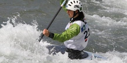 Canoë-kayak : cinq Béarnais en équipe de France de slalom   Le canoë-kayak SLALOM avec PadL   Scoop.it