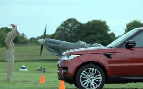Range Rover Sport vs Spitfire  - Telegraph | Wicked Shit | Scoop.it