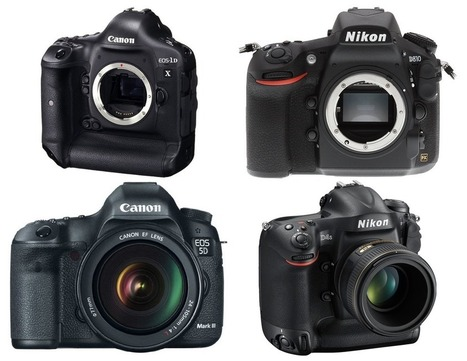 Buyers Guide to High End SLR Cameras | Photography Tips & Tutorials | Scoop.it