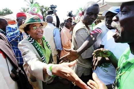 Liberia Incumbent Seen Winning | Coveting Freedom | Scoop.it