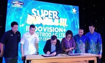 Kolaborasi XL & Indovision Hadirkan Paket Internet 4G Super Cepat! | Indovision Digital Television | Scoop.it