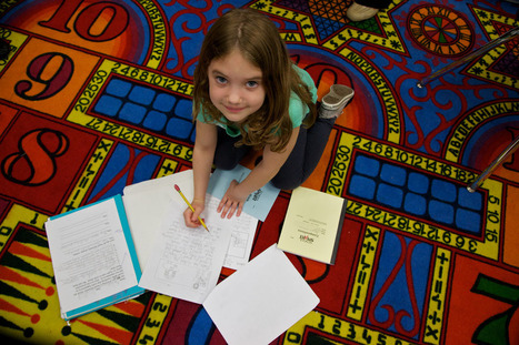 Assessments from The Reading & Writing Project from Spelling to Reading to Writing | Go Fourth! | Scoop.it