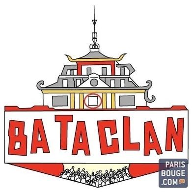 Le Bataclan | Sorties & soirées parisiennes | Scoop.it