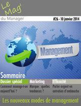 Quelles nouveautés en management pour 2014 ? | management | Scoop.it