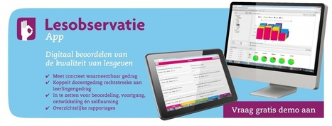 LesobservatieApp - CPS.nl | Schoolopleider mud | Scoop.it