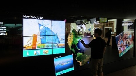 Multi-touch Technology : sales gimmick or real science?   Technology in Business Today   Scoop.it