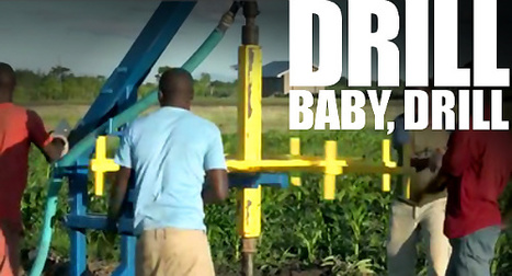 BYU's Human-powered Drill Brings Clean Water to Developing Nations   dbfhajskebhfjka   Scoop.it