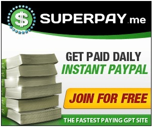 SuperPay.Me - Join Free & Earn Money. Complete Free Online Offers & Get Paid Daily. | Social Money | Scoop.it