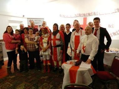 English and Proud from South Tyneside. | The Indigenous Uprising of the British Isles | Scoop.it