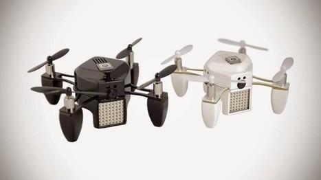 Palm-Sized Zano Drone the New Phenomena | Technology  news | Scoop.it