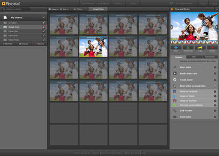 Pixorial - Easiest Video Creation and Sharing Platform | FETC-Share | Scoop.it