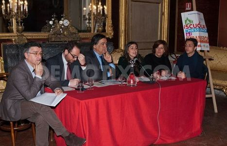 Press Conference At School Nobody is stranger - Palermo | lucioganci | Scoop.it