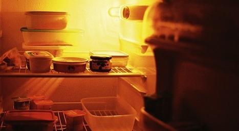 Etes-vous prêt à partager votre frigo?    Slate   Les innovations qui changent la vie   Scoop.it