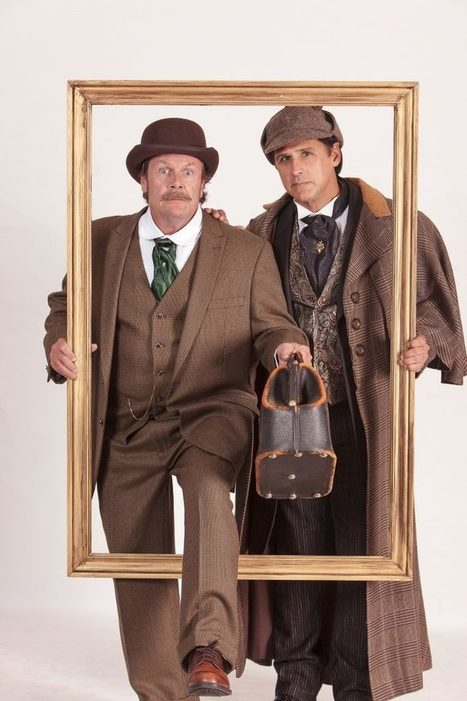 Baskerville, A Sherlock Holmes Mystery, at Meadow Brook Theatre | Doyleockian | Scoop.it