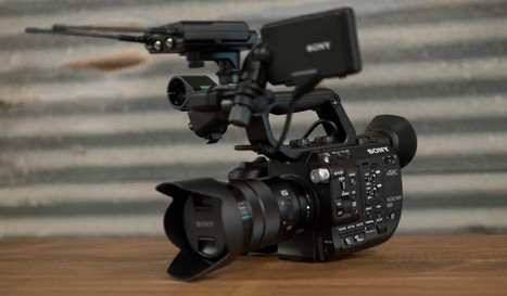 Upgrading to a Real Video Camera | 100% e-Media | Scoop.it